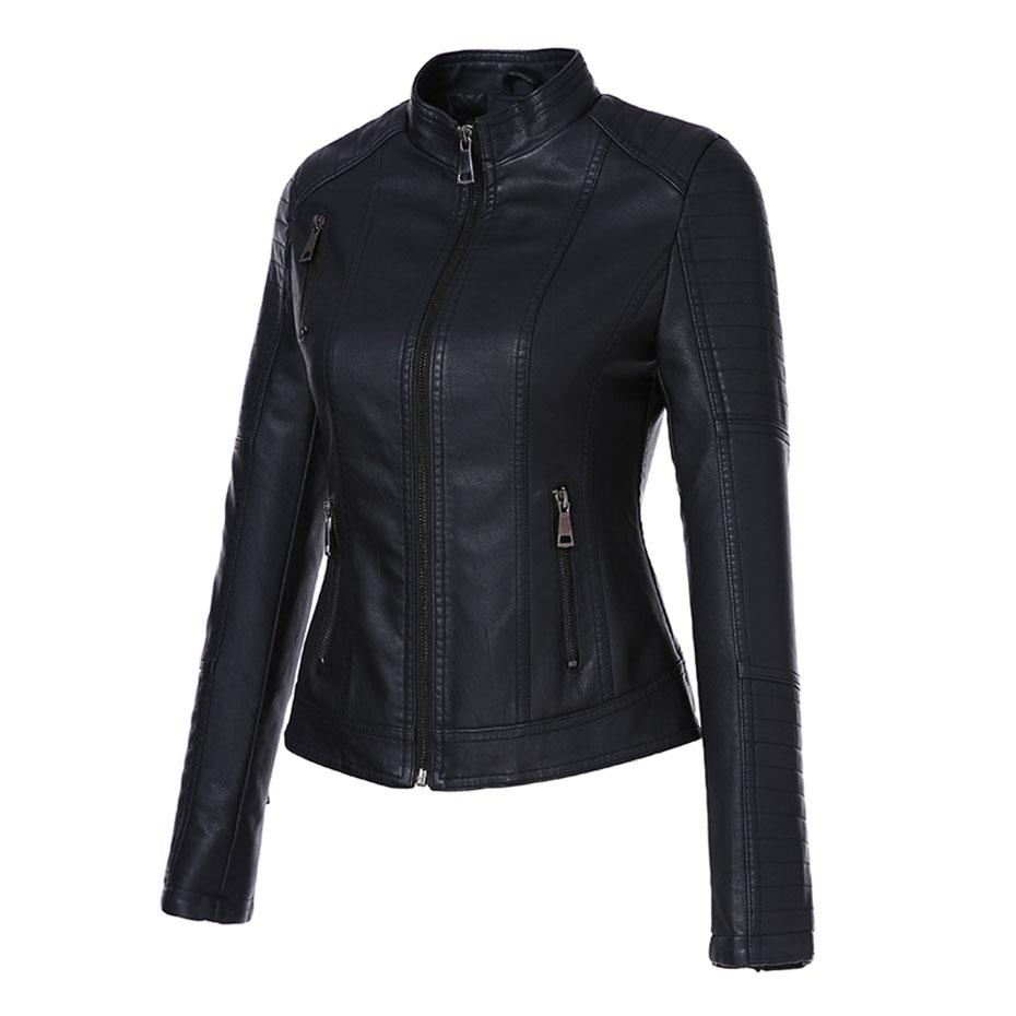 Short Leather Jacket (15)