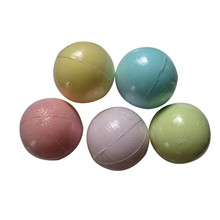Home Hotel Bathroom Bath Ball Bomb Aromatherapy Type Body Cleaner Handmade Bath Salt 1 pcs