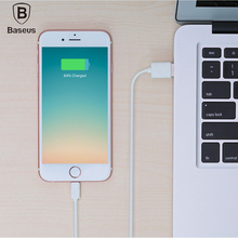 Baseus Yaven Series TPE 1m 2 in 1 Data Transfer and Charging Cable 8 Pin Interface or iPhone iPad