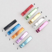 "50pcs/pack 1.8"" Lined Double Prong Alligator Clips for making Hair Bows(China)"