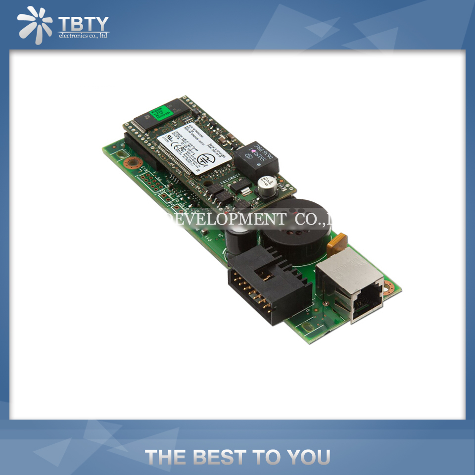 Fax Module Card For HP CM4730MFP CM4730 4730MFP 4730 M4345MFP M4345 4345MFP Fax Boards Network Board On Sale<br>