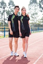 New pingpong clothes , Table Tennis sets Male/Female , badminton clothes , badminton sets , Tennis wear 6850(China)