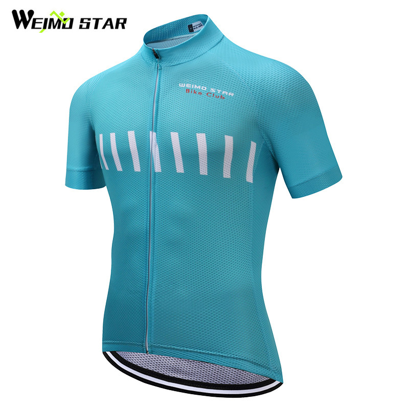 Weimostar 2017 Bike Club Cycling Jersey Pro Bike Jersey Shirt mtb Bicycle Cycling Clothing Summer Cycling Wear Maillot Ciclismo(China)