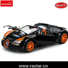 Rastar Diecast Car 1 18 Collectible Cars Sport Car Model Car-Styling Luxury Collection Present