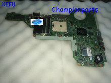 KEFU HOT IN RUSSIA  720692-501  DA0R75MB6C0 REV : C  FREE SHIPPING Laptop motherboard For HP Pavilion 15-E 17-E NOTEBOOK PC