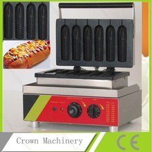 Muffin Commercial Corn Waffle hot dog maker for sale