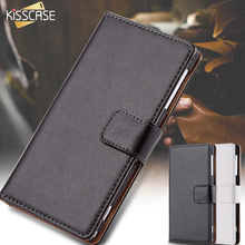 KISSCASE For Sony Xperia Z 1 Capa Leather Mobile Phone Case Cover For Sony-Ericsson Xperia Z1 L39h C6903 C6902 Cell Bag Sleeve
