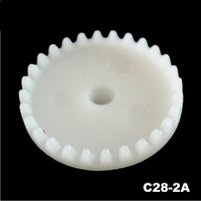 C28-2A  plastic gear for toys small plastic gears toy plastic gears set plastic gears for hobby