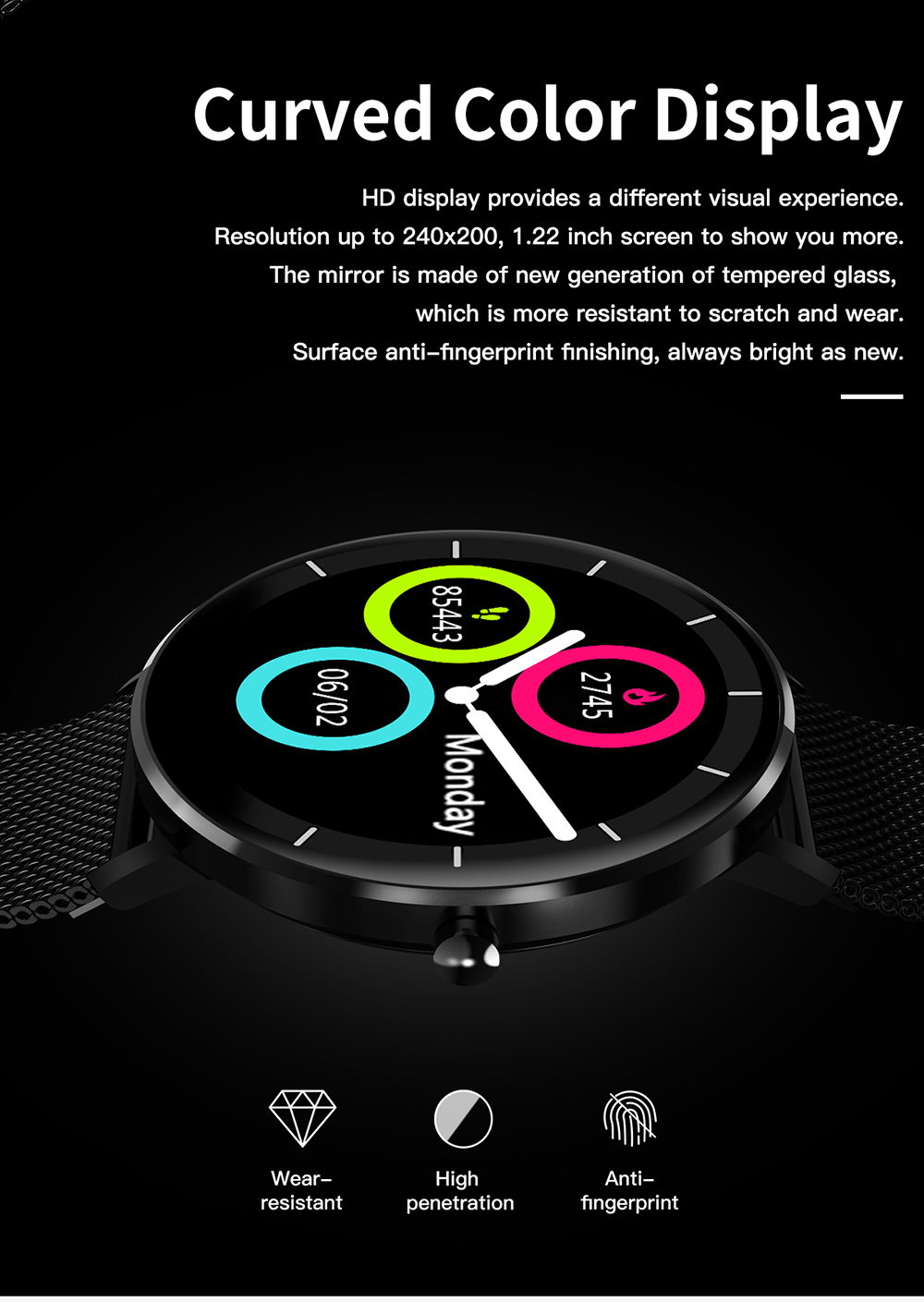 Smart Watch for Swimming 2