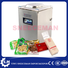 ZF-408 stainless steel vacuum sealing machine dry-wet commercial food vacuum package packing sealer sealing machine