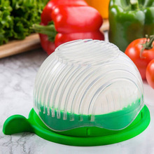 2017 New Salad Cutter Bowl,Vegetable Cutter Bowl Salad Maker Easy Make Your Salad in 60 Seconds original product