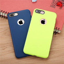 ANTECASE Official Brand Silicone Protective Cover Celular Case for Apple iPhone 6 6S 7 Plus 5 5S SE Phone Back Bags Cases Cover