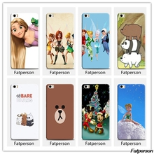 For Xiaomi Case Tinkerbell Mickey Minne Stitch Mermaid Princess Lion King Poof Bear Monsters University hard Phone Case Coque
