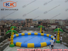 Coconut Tree Coconut Palm Coco Inflatable Water Pool