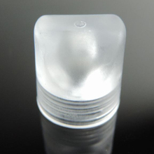 80 PCS/a lot,LED lens PMMA candle lamp lens 13.8*14.6 height, high quality waterproof lens, LED accessories