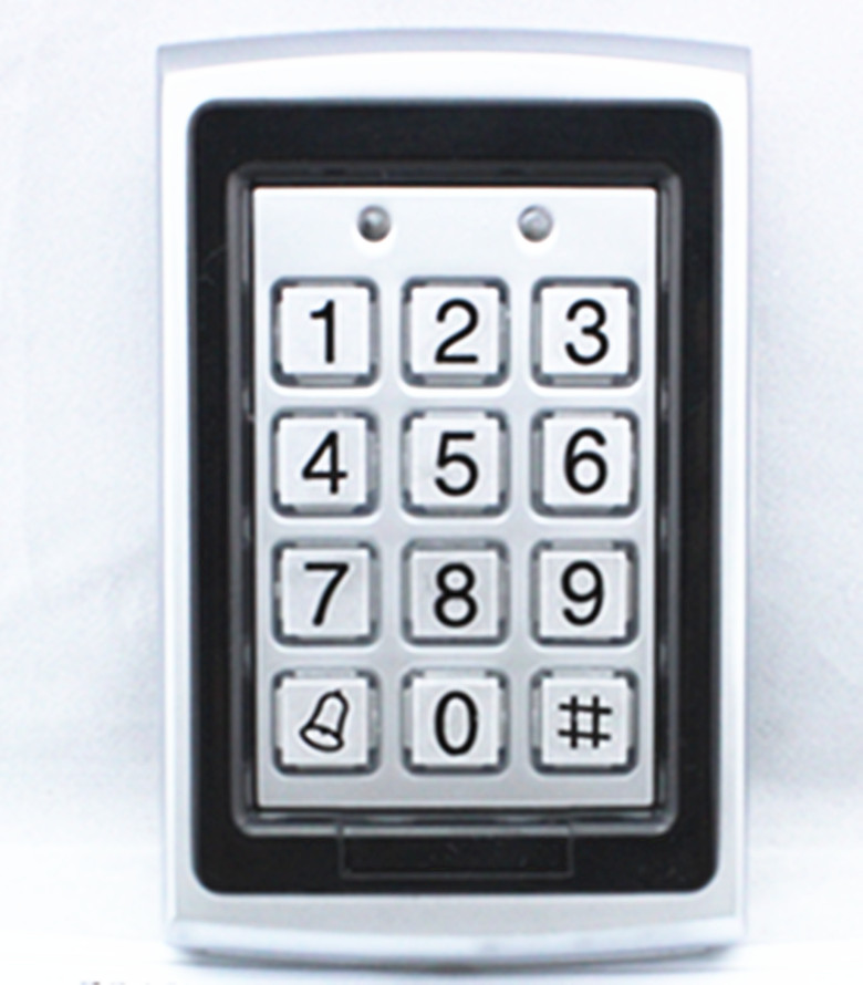 1000 User  Water-Proof With Backlit Metal Case Door Access Control <br><br>Aliexpress