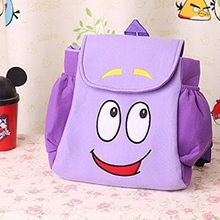 wholesale Festive party supplies 20pcs/lot Dora Explorer Backpack Rescue Bag met Kaart Party gift(China)