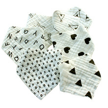 AINAAN Baby Bibs Cotton Bibs & Burp Cloths(China)