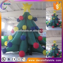 5m most favorable inflatable Christmas tree for decoration