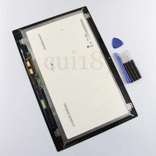 "Free shpping 14"" Touch LCD Display Screen Digitizer For Acer Aspire M5-481PT B140XTN02.4+ Tools"