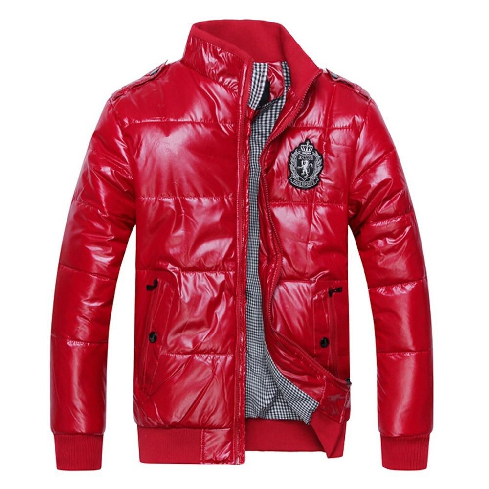 Men Jacket Winter Overcoat Warm Padded Male fashion waterproof Coat jacket men parka Plus size 4XL jaqueta masculina