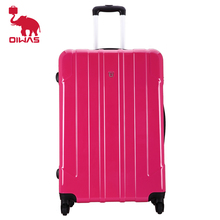 OIWAS Brand Rose Red 28 inch Rolling Luggage Case Travel Trip Business Spinner Wheel Trolley Large Capacity Suitcase(China)