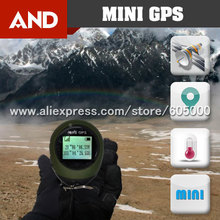 Mini GPS logger USB Rechargeable For Outdoor Sport Travel