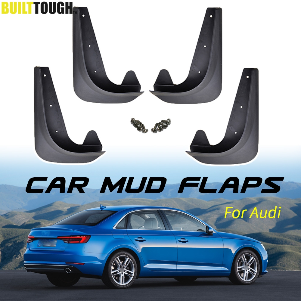 Genuine Audi A3 Rear Mud Flap Set S3 or S-Line 2013 8V /> Pre-facelift only.
