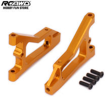 RCAWD HSP 1/16 Front Lower Suspension Arm A-Arm For Rc Car 1/16 HSP Monster Truck Short Course 286019(China)