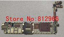 30pcs/lot free ship For iPhone 7 7G i7 4.7inch New Empty Bare Motherboard Mainboard logic Board(China)