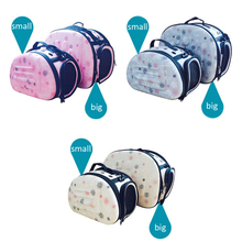 Dog Travel Folding Breathable Pet Bag One Shoulder Out Bags Portable Luggage Cat Pack Pet Carriers and Bag Small Pet Carrier Eva