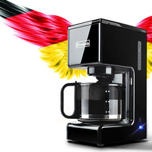 Espresso Cappuccino Coffee Machine Steam Pod Household For Intelligent Automatic Coffee Maker Machine Pot Small Mini Drip Tea