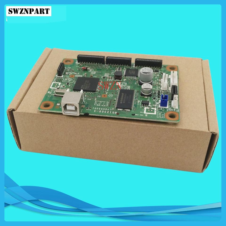 FORMATTER PCA ASSY Formatter Board logic Main Board MainBoard mother board for Brother HL-2130 2130 HL2130 LV0727001<br>
