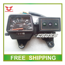 LZX200GY-2 ZS200GY zongshen 200cc dirt bike dirtbike speedometer odometer instrument motorcycle accessories free shipping(China)
