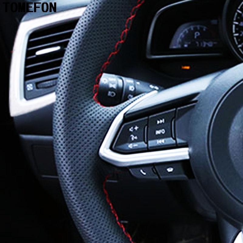 For Mazda CX-5 CX5 2017 2018 12Pcs ABS Chrome Door Handle Bowl Cover Trim