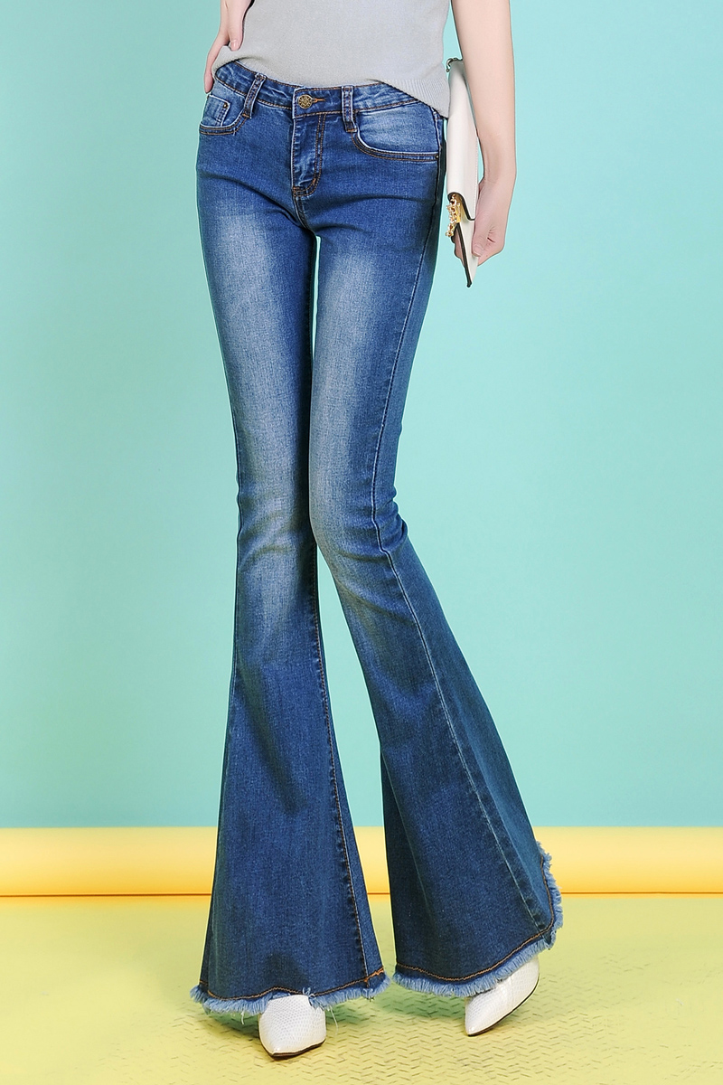 Compare Prices on Flare Jeans Stretch- Online Shopping/Buy Low ...