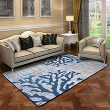 Buy Modern Coral Pattern Carpets Living Room Warm Home Bedroom Rugs Carpets Sofa Coffee Table Carpet Study Floor Mat Rug for $32.96 in AliExpress store