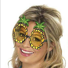 Funny Hawaiian Beach Pineapple Sunglasses Hawaii Party Fruit Glasses Dancing Supplies Hen Night Stag Party supplies