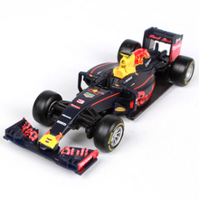 Maisto Bburago 1:43 F1 Red Bull Racing TAG Heuer RB12 Formula One Racing Diecast Model Car Toy New In Box Free Shipping 38025(China)
