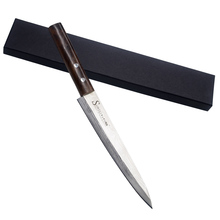 The Simple & Effective 8Inch Kitchen Knife-Best Pattern Stainless Steel Knife +Gift Box Set / Japanese Style Sushi Knife Only