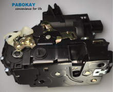 For VW Bora Golf MK4 Passat New Rear Left Door Lock Mechanism Actuator 3B4839015A 3B1839015M 3B1839015AL 3B1839015