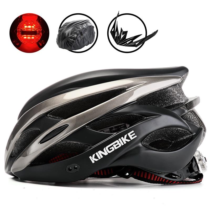 KINGBIKE Ultralight cycling helmet Integrally-molded Road Bike Helmet Road Mountain MTB Helmets cascos ciclismo mtb22