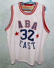 LJULIUS ERVING #32 ABA EAST Basketball Jersey Embroidery Stitches Customize any size and name(China)