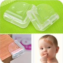 12PCS Child Baby Table Corner Protectors Baby Safety Product Soft Right Angle Table Desk Corner Edge Protection Cover