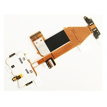 Original New Repair Parts with Camera For Nokia Lumia 6700s New Keypad keyboard Ribbon Flex Cable