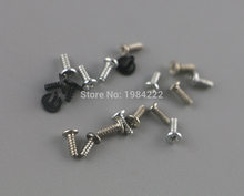 2sets/lot Full set screws Repair Parts console housing shell case screws for psp2000 psp3000 psp 2000 psp 3000(China)