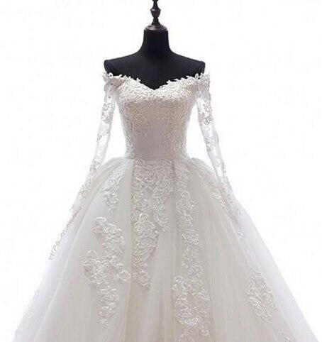 Real-Image-Detachable-Skirt-Wedding-Dress-2017-Vintage-Vestido-De-Noiva-Long-Sleeves-Handmade-Bridal-Gowns (3)