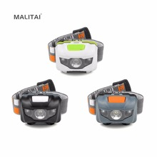 AAA Powered LED Head light Headlight CREE Q5 4 Models LED Headlamp Torch lamp Flashlight Outdoor Fishing Camping Hiking lighting(China)