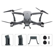 DJI Mavic Pro Landing Gear Height Extender Kit Riser Set Stabilizers with Protection Pad and Safe Landing Holder Mount