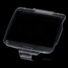 new Hard Plastic Film LCD Monitor Screen Cover Protector For N D80 BM-7 free shipping
